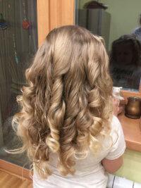 Фото - Новая причёска младшей внучки