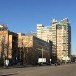 Фото - Обычное утро в апреле на окраине Москвы